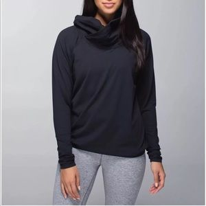 Lululemon | healthy heart pullover sweatshirt